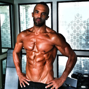Craig David is ripped