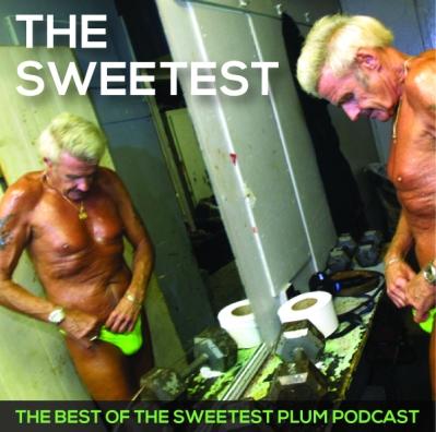 the sweetest plum bodybuilder