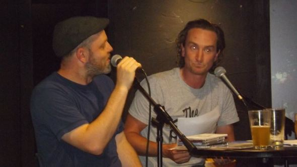 Nick dec on stage sydney