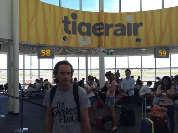 Nick tiger air