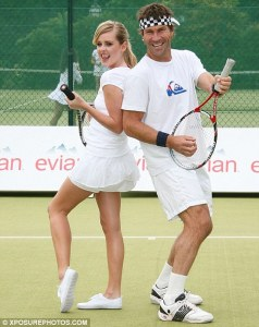 pat cash racket girl
