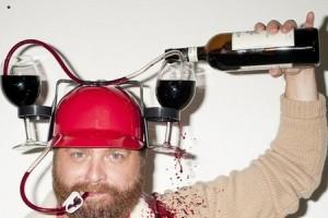 Nicks wine bottle hat
